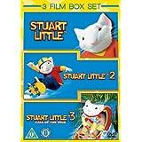 Stuart Little 1-3 [DVD] by Geena Davis