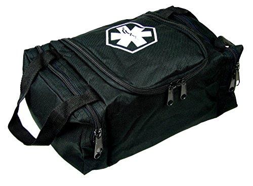 Dixie EMS Dixigear Empty First Responder II Bag, Tactical Black