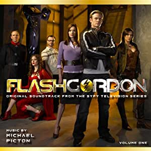 Flash Gordon Vol.1:TV Score