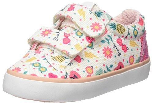 Gioseppo Friendly, Zapatillas con Velcro Niñas Multicolor