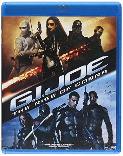 G.I. JOE THE RISE OF COBRA / G.I JOE EL ORIGEN DE COBRA / BLU RAY
