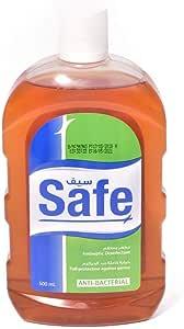 SAFE A/S 500ML