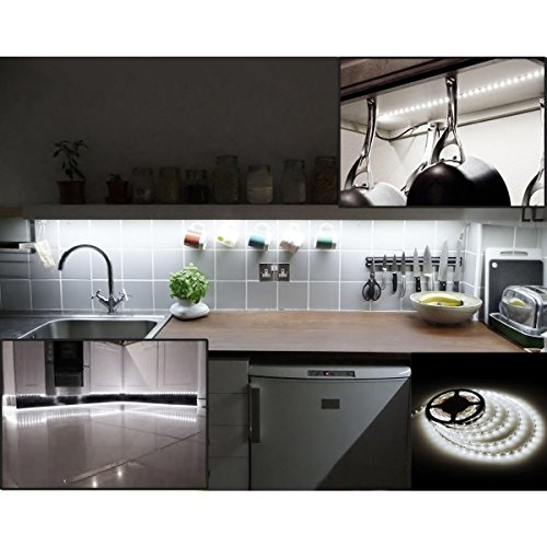 Led Strip Lighting Kitchen: LE 16.4ft LED Flexible Light Strip, 300 Units SMD 2835