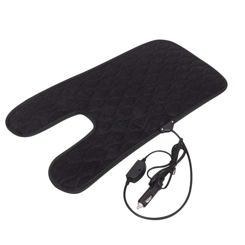 Topwon Car Heating Cushion 12V Car Warmer Seat Liner for Kids Baby Winter Use Heating Liner by Topwon