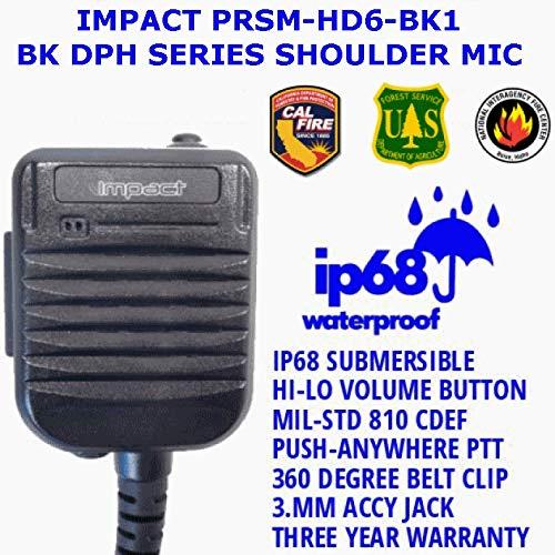 Mic Submersible Speaker - BK DPH GPH SERIES SUBMERSIBLE SPEAKER MIC LAA-0209
