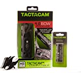 Tactacam 4.0 Bow Combo Pack- Top-Quality Hunting Action Camera with Stabilizer Mount- Gun Mount and Rechargeable Battery Included- Tactacam App Smartphone Compatible- BONUS Tactacam Logo Hat