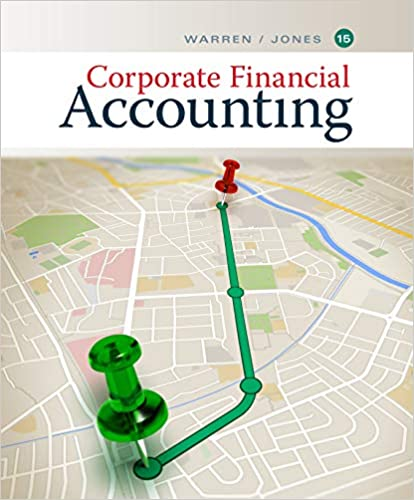 Bundle Corporate Financial Accounting Loose
