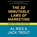 The 22 Immutable Laws of Marketing | Al Ries,Jack Trout