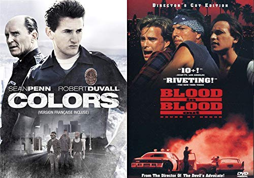 Those Streets Are Calling/ Both Sides Of The Streets: Blood In Blood Out (Director's Cut) & Colors 2-DVD Collection (Patch Adams What Dreams May Come)