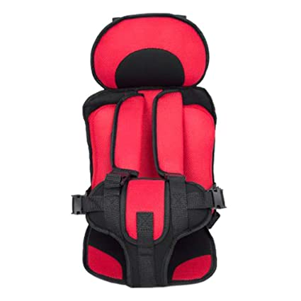 18db86157d4 Image Unavailable. Image not available for. Color  AUTOTIPPS Portable Safe  Car Seat for Baby Safety Seat Children s Chairs Thickening Sponge Kids Car  Seats