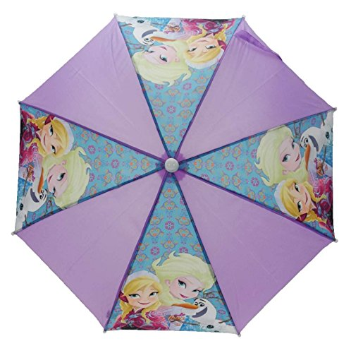 with Frozen Umbrellas design