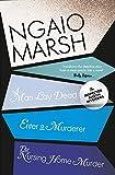 The Ngaio Marsh Collection (1) - A Man Lay Dead / Enter a Murder / The Nursing Home Murder