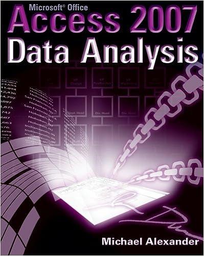 Microsoft Access 2007 Book Pdf
