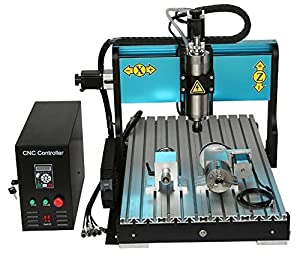 JFT 6090 4 Axis + 2.2kw + USB Port + Mach 3 + Industrial Level CNC Wood Router metal Engraving/milling Machine from JFT CO.LTD