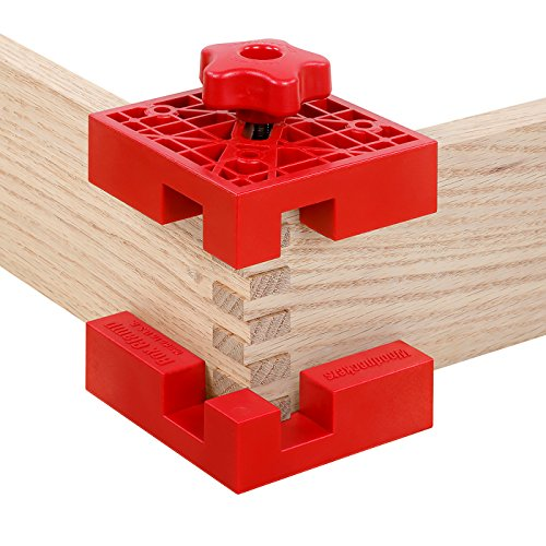 Woodpeckers Precision Woodworking Tools BC4-M2X2 Box Clamp-M2-Pair by Woodpeckers (Image #2)