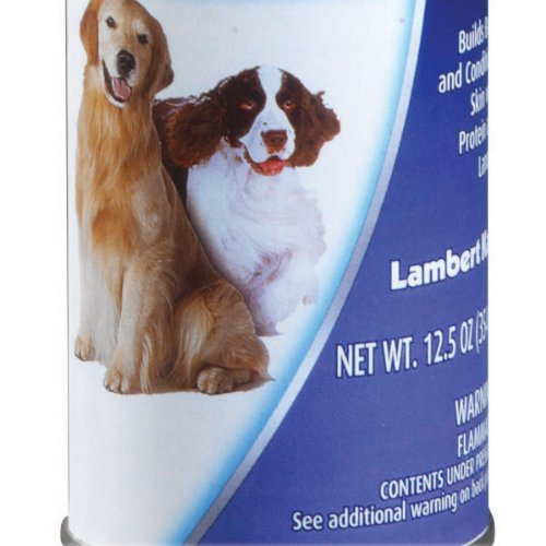 Lambert Kay Pro-Groom Coat Pet Conditioner, 12-1/2-Ounce