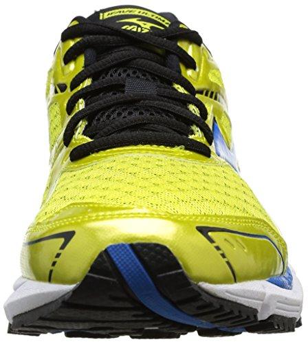 Mizuno Wave Ultima 5 - Zapatillas de deporte Hombre Amarillo / Azul