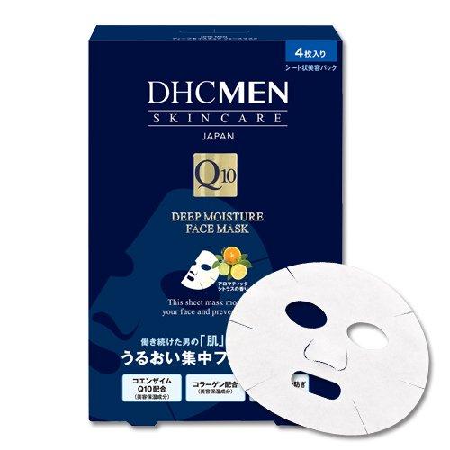 DHC MEN ディープモイスチュア フェースマスク