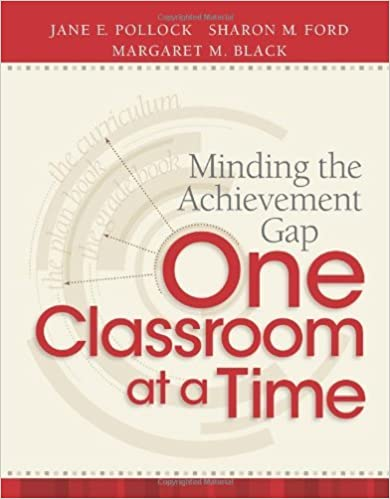 Minding the Achievement Gap One Classroom at a Time by Jane E. Pollock (2012-05-05)