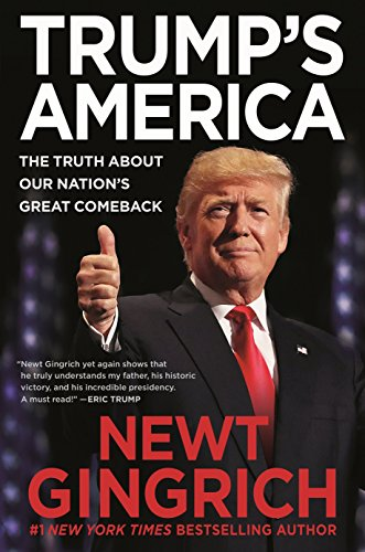 Trump's America: The Truth about Our Nation's Great Comeback cover