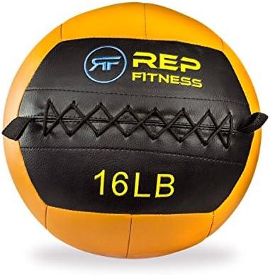 Rep Suave balón Medicinal/Pelota de Pared para Resistencia y ...