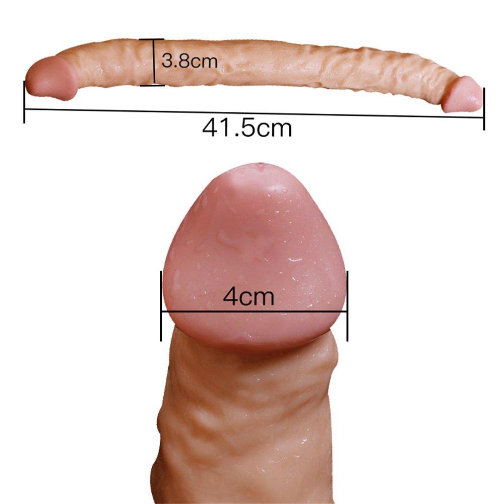 Realista Consolador Male Cock Anal Cum Juego Adulto Enormes Juguetes Sexuales Male Consolador Lesbian Double Clit Herramientas De Masaje PVC Tono De Piel,A bdedd8