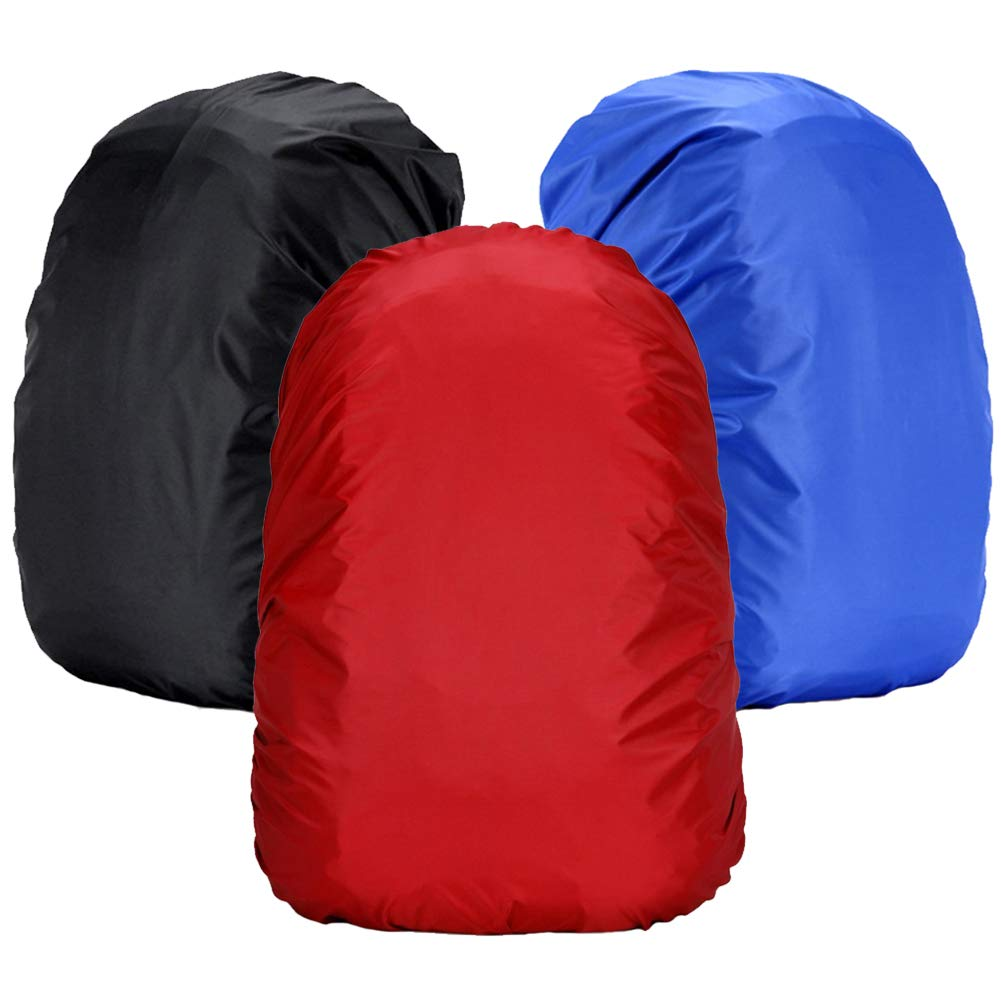 3Pcs//S//18-25L WENTS Rain Cover for Backpack 100/% Waterproof All-Over Protection Wear-Resisting and Durable for Hiking Camping Cycling Outdoor Activities Backpack Rain Cover
