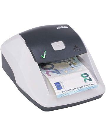 ratiotech 00064470 Soldi Smart automática Banco Ordenador Comprobador gris