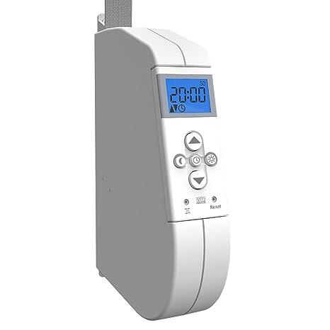eWickler Comfort Gurtwickler für 15 mm Gurtband, 1 Stück, weiß, eW920-M