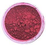 Red Terracotta Petal Dust, 4 gram container