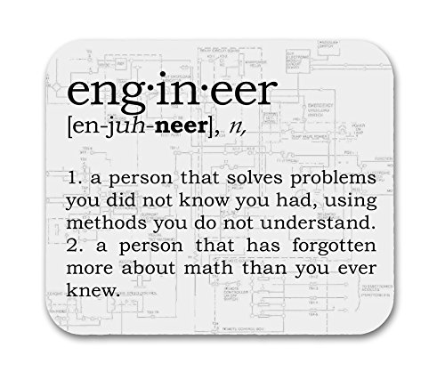 engineer-definition-funny-mouse-pad