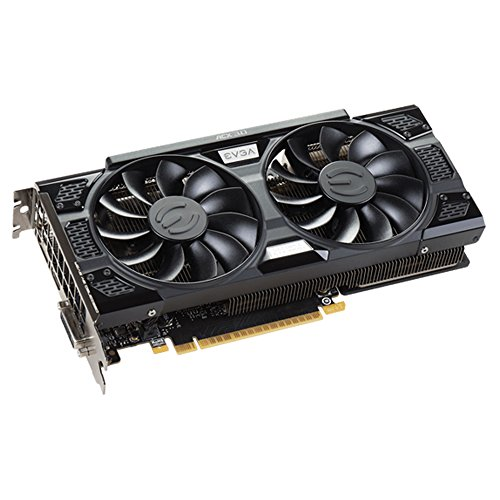 EVGA GeForce GTX 1050 Ti SSC GAMING, 04G-P4-6255-RX, 4GB GDDR5, ACX 3.0 - Evga Video Motherboard