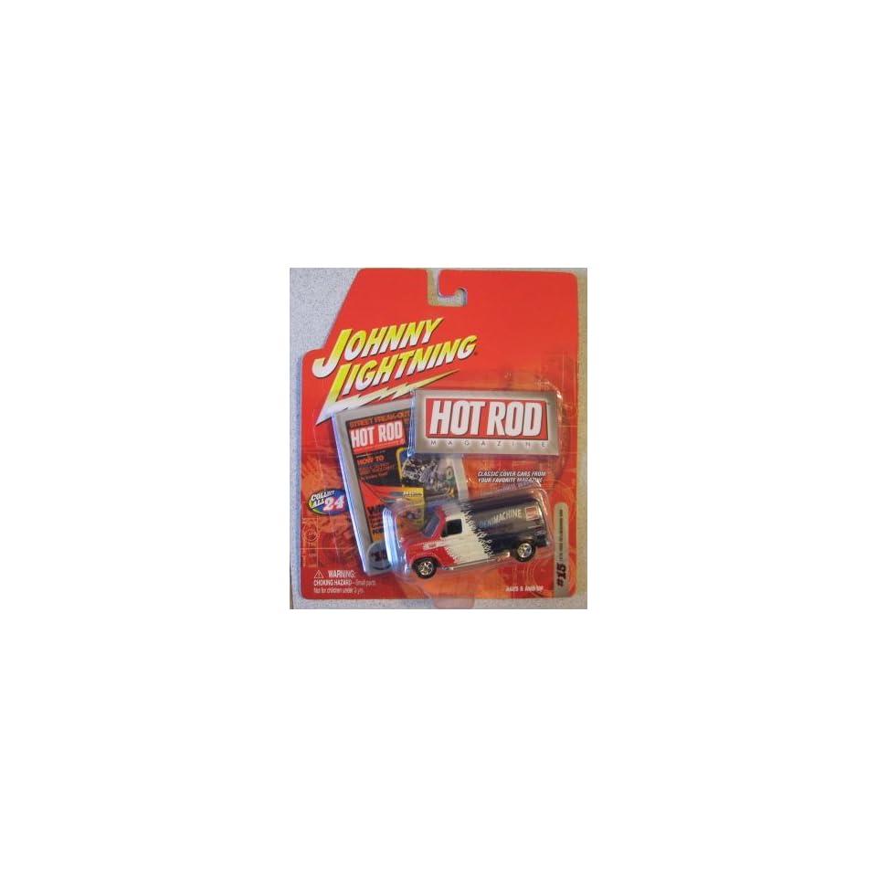 Johnny Lightning Hot Rod Magazine 1976 Ford Denimachine Van #15