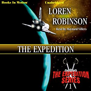 The Expedition Audiobook