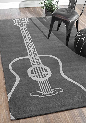 Country Music Rugs Check Out These Creative Choices