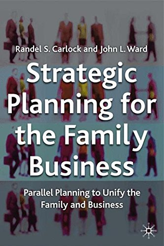 Price comparison product image Strategic Planning for The Family Business: Parallel Planning to Unify the Family and Business (A Family Business Publication)