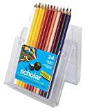Prismacolor Scholar Colored Pencils, 24-Count