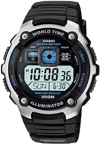 Casio AE2000W-1AV - Reloj para Hombres, Correa de Resina