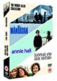 Woody Allen - Annie Hall/Manhattan/Hannah and Her Sisters [Import anglais]