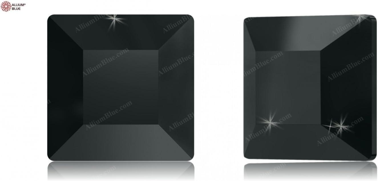 Cristales de Swarovski 673004 Piedras Strass Hotfix 2400 MM 4,0 Jet HEMAT M HF, 720 Piezas