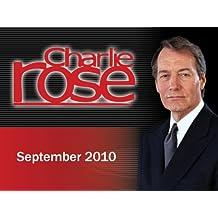 Charlie Rose September 2010
