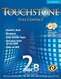 Touchstone 2B Full Contact (with NTSC DVD), Michael McCarthy and Jeanne McCarten, 0521757959