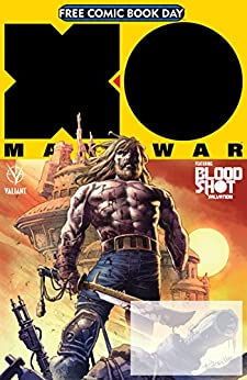 Download for free Valiant: X-O Manowar FCBD Special