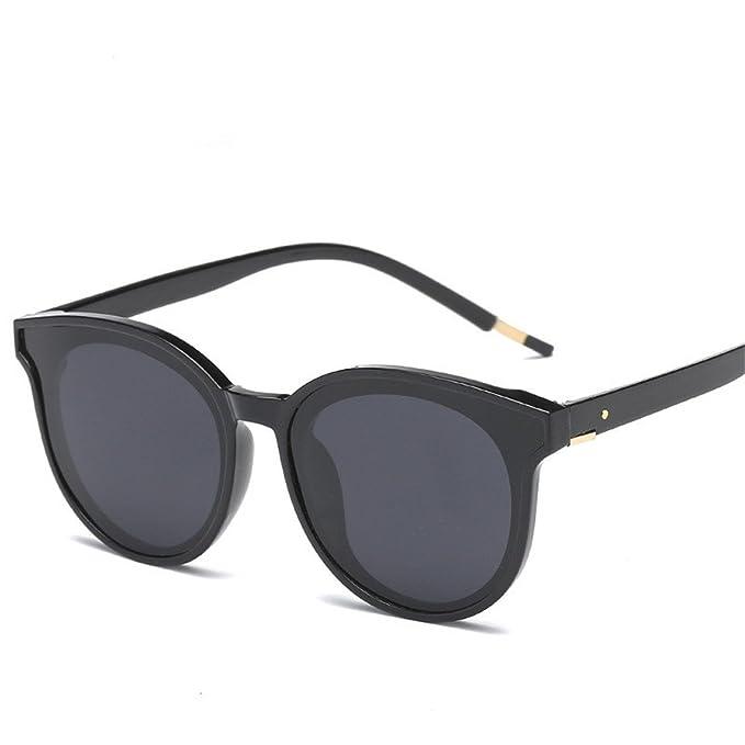XGLASSMAKER Gafas De Sol Polarizadas Alrededor De La Tendencia De La Moda De Gafas De Sol De Marco Para Hombres Y Mujeres, A: Amazon.es: Ropa y accesorios