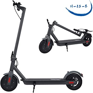 Fswallowhand Scooter eléctrico para Adultos,Marco Plegable ...