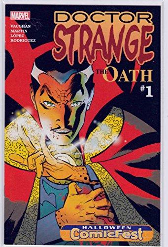 Doctor Strange The Oath (2015) Halloween ComicFest