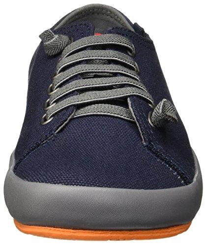 CamperPeu Rambla Vulcanizado - Zapatillas hombre Azul (Dark Blue 046)