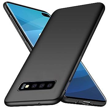 TopACE Funda para Teléfono Galaxy S10 Plus Carcasa Dura Mate Ultrafina Funda Protectora a Prueba de Caídas Simple y Ligera Adecuado para Samsung ...
