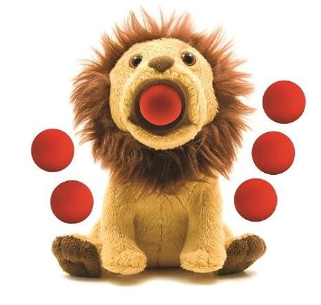 Hog Wild Lion Popper Toy Spielzeug für draußen
