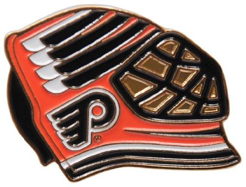 (NHL Philadelphia Flyers Goalie Mask Pin )